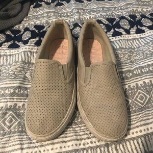 Cute slip on shoes